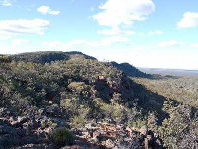 Helena and Aurora Range (Bungalbin)
